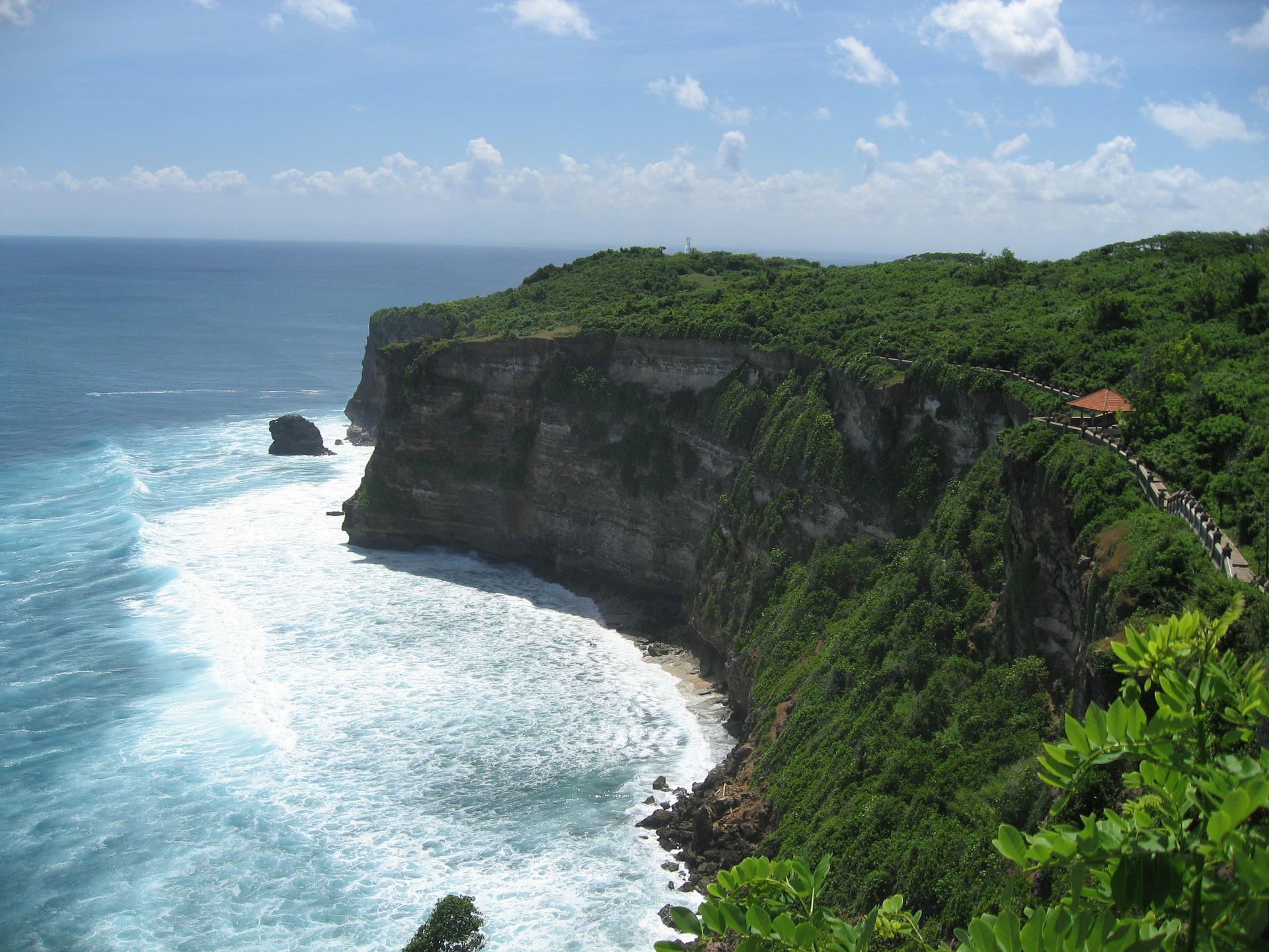 جزيرة بالي وجيلي