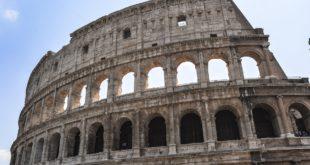 روما العاصمة الايطالية