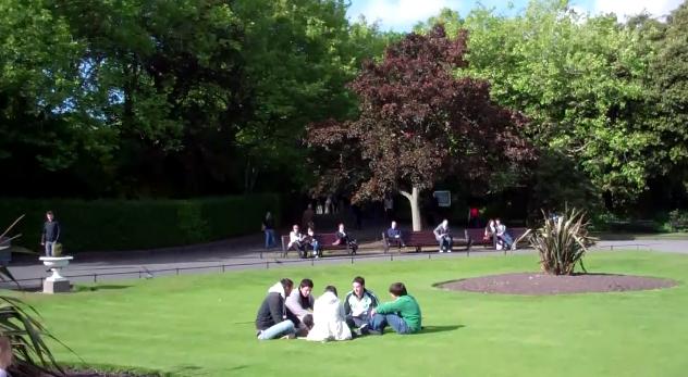 السياحية في ايرلندا