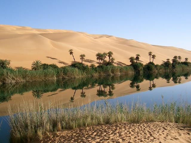 السياحة في الجماهيرية الليبية - ليبيا