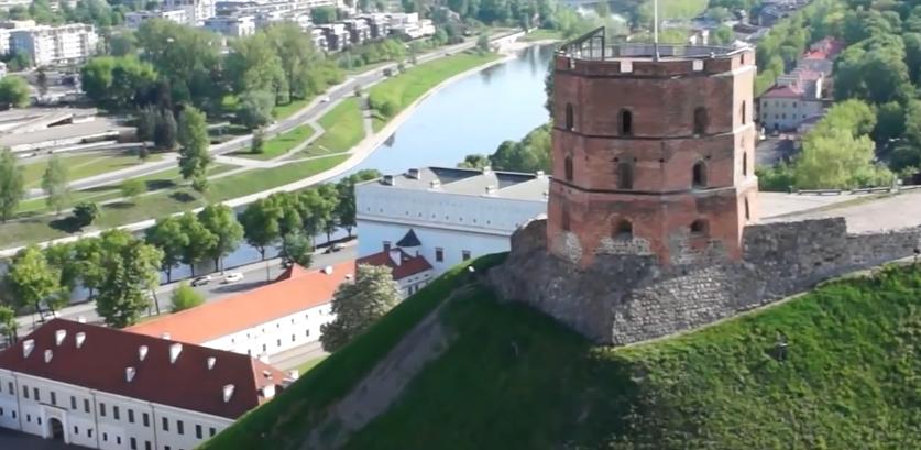 فلينيوس عاصمة ليتوانيا