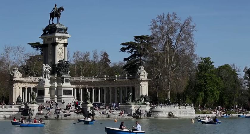 مدريد عاصمة إسبانيا
