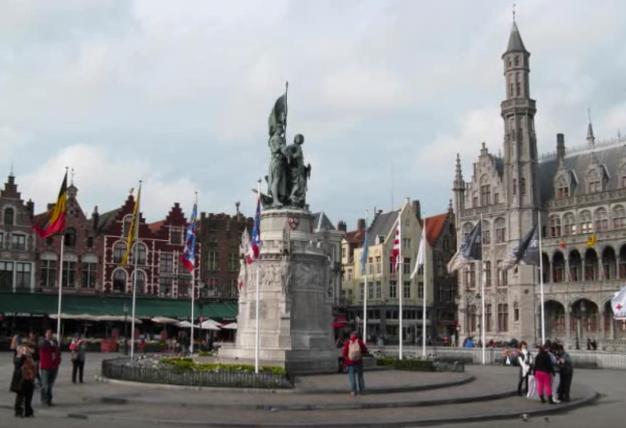 اللجوء في بلجيكا