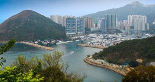 Ocean Park in Hong Kong - حديقة المحيط في هونغ كونغ