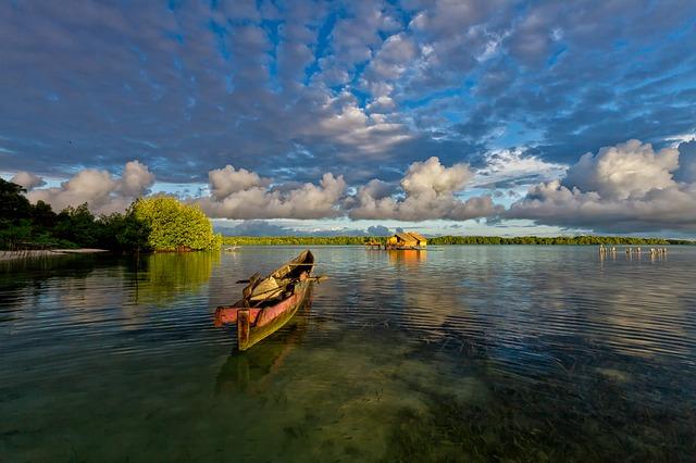 شهر العسل في جزر اندونيسيا