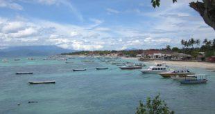 رحلة سياحية الي جزيرة لومبوك في اندونيسيا