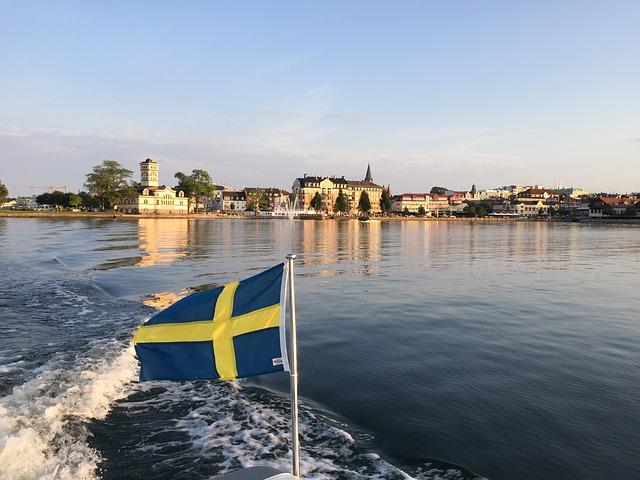 الحصول علي الجنسية السويدية