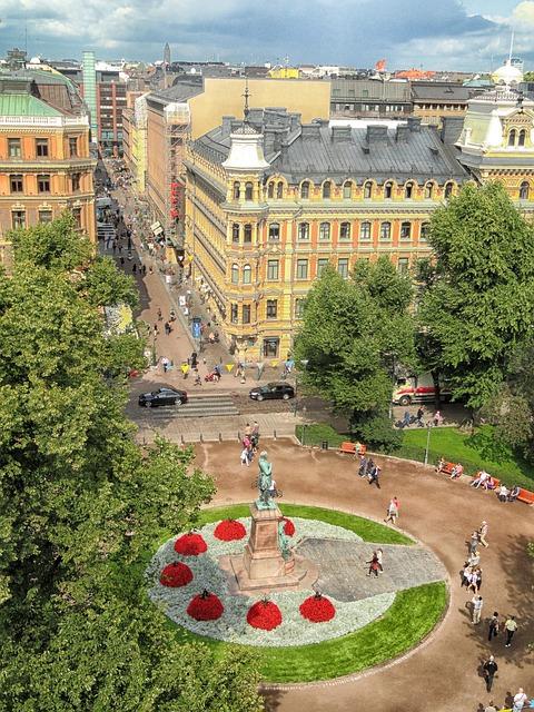 اللجوء الي فنلندا من حيث القبول والرفض والمساعدات