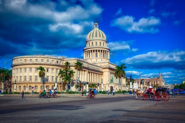 فيزا السفر إلى كوبا من أجل السياحة
