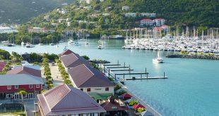العمل في جزر فيرجن الواقعة في منطقة الكاريبي