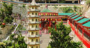 معالم جزيرة بينانج Penang السياحية في ماليزيا وأفضل فنادق باتو فيرينغي