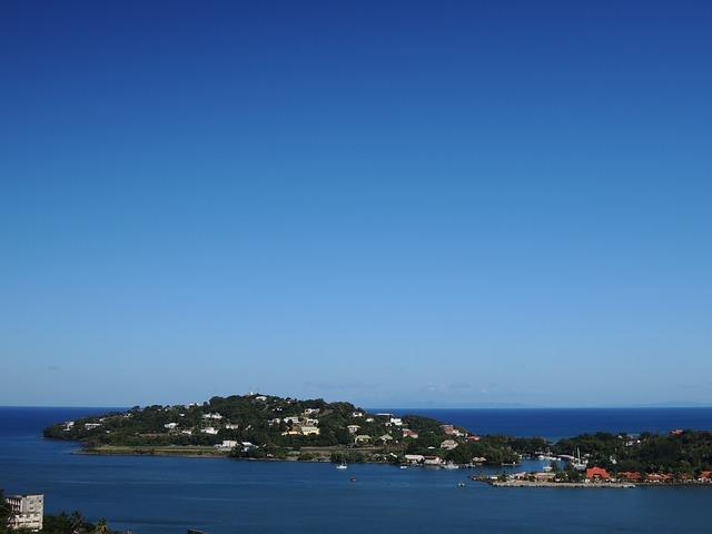 سفارات وقنصليات سانت لوسيا Saint Lucia في بعض دول العالم