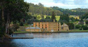 السياحة في جزيرة تسمانيا الأسترالية