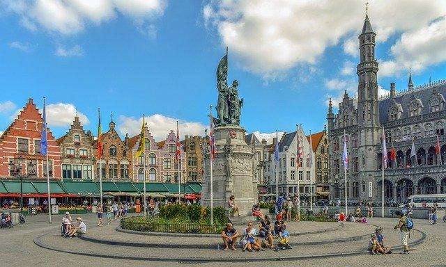 الهجرة إلي بلجيكا بعدة طرق بالتفصيل