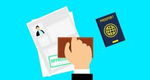 الفرق بين إذن الدخول وتأشيرة الإقامة في دولة الإمارات العربية