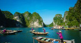 المعالم السياحة في فيتنام