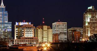 ولاية نورث كارولينا North Carolina الأمريكية وأهم مدن الولاية