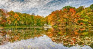 أفضل البحيرات في ولاية ماساتشوستس الأمريكية