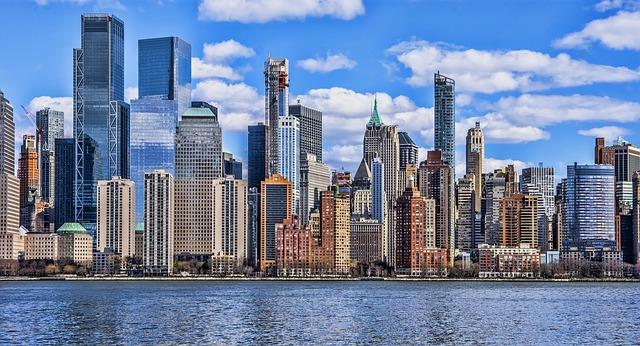 مدن ولاية نيويورك الأمريكية