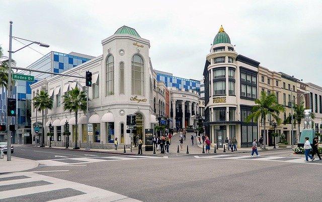 مدينة لوس انجلوس Los Angeles الأمريكية بولاية كاليفورنيا