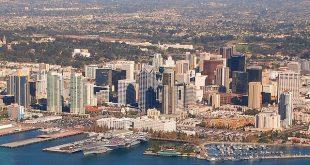 سان دييغو San Diego الأمريكية بولاية كاليفورنيا