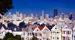 سان فرانسيسكو San Francisco بولاية كاليفورنيا الأمريكية