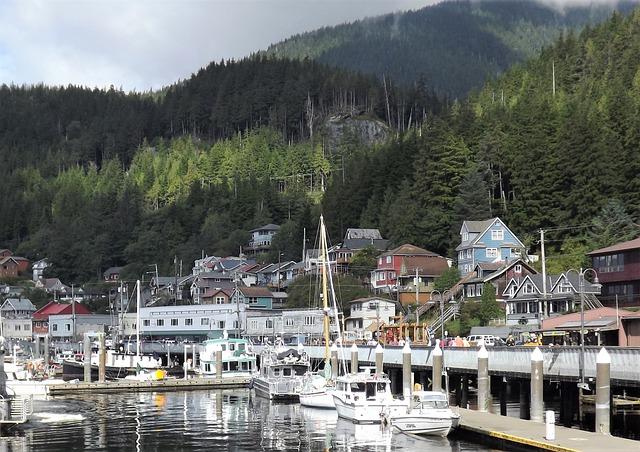 ولاية ألاسكا - Alaska أكبر ولاية في الولايات المتحدة الأمريكية