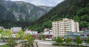 جونو - Juneau مدينة ومقاطعة بولاية عاصمة ولاية ألاسكا