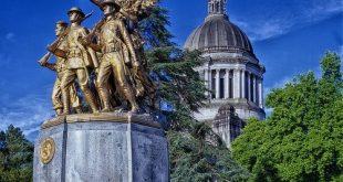 مدينة أولمبيا - Olympia عاصمة ولاية واشنطن الأمريكية