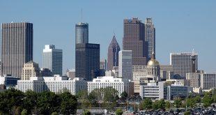 أتلانتا - Atlanta عاصمة ولاية جورجيا الأمريكية وأكبر مدن الولاية