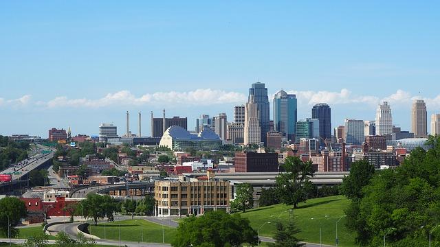 ولاية كانساس - Kansas بوسط الولايات المتحدة الأمريكية