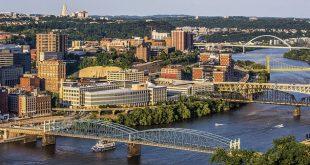 هاريسبرج - Harrisburg عاصمة كومنولث بنسلفانيا بالولايات المتحدة