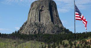 ولاية وايومنغ Wyoming بالولايات المتحدة الأمريكية