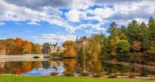 ولاية نيو هامشير New Hampshire بالولايات المتحدة الأمريكية