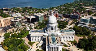 مدن ولاية ويسكونسن بالولايات المتحدة الأمريكية