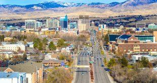 ولاية آيداهو Idaho بالولايات المتحدة الأمريكية