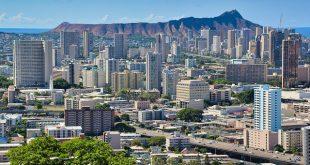ولاية هاواي Hawaii بالولايات المتحدة الأمريكية