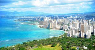 مدن ولاية هاواي الأمريكية