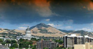 ولاية يوتا Utah بالولايات المتحدة الأمريكية