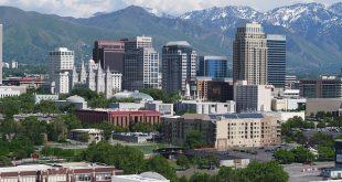 مدن ولاية يوتا بالولايات المتحدة الأمريكية