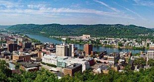 ولاية فيرجينيا الغربية West Virginia بالولايات المتحدة الأمريكية