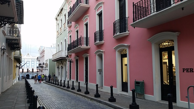 ولاية بورتوريكو Puerto Rico بالولايات المتحدة الأمريكية