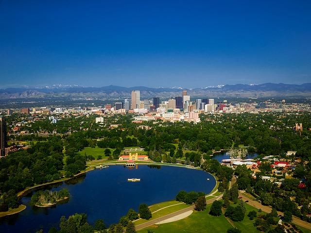 مدن ولاية كولورادو بالولايات المتحدة الأمريكية