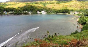جزيرة غوام Guam ضمن مجموعة جزر ماريانا الأمريكية