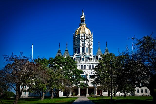 ولاية كونيتيكت Connecticut بالولايات المتحدة الأمريكية