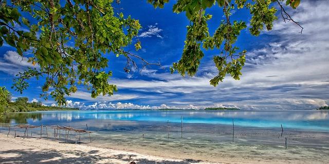 جزر وأرخبيل إندونيسا بأرخبيل الملايو الكبري