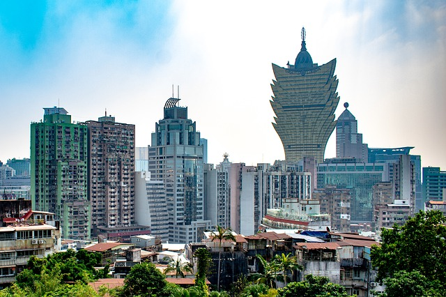 جزيرة ماكاو Island Macau الآسيوية
