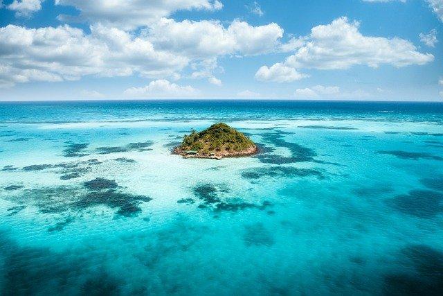 جزيرة جارفيس Jarvis Island - الولايات المتحدة الأمريكية