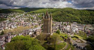 هسن Hessen إحدى ولايات ألمانيا الاتحادية و من الولايات الأغني اقتصادياً
