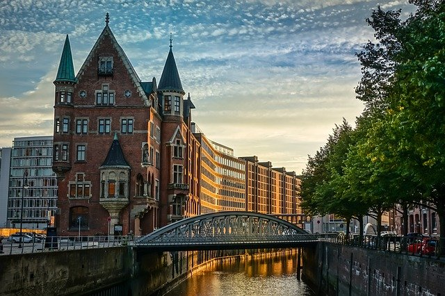 هامبورغ ثاني أكبر مدن ألمانيا وولاية فيدرالية